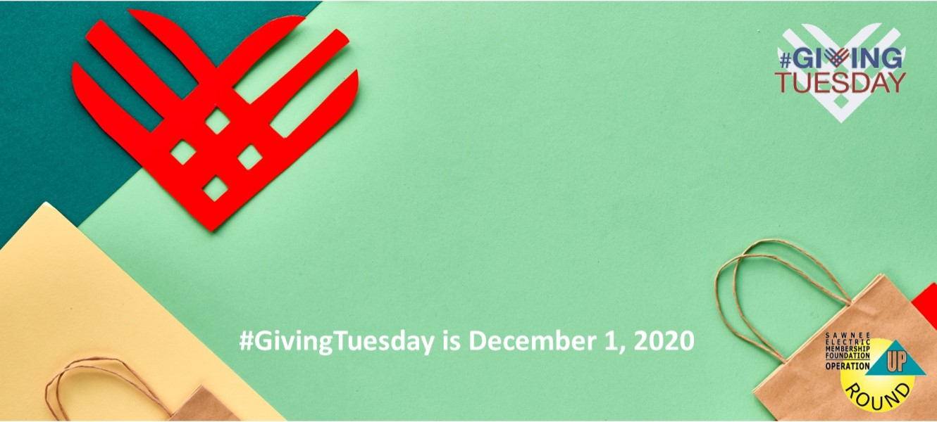giving tuesday slide